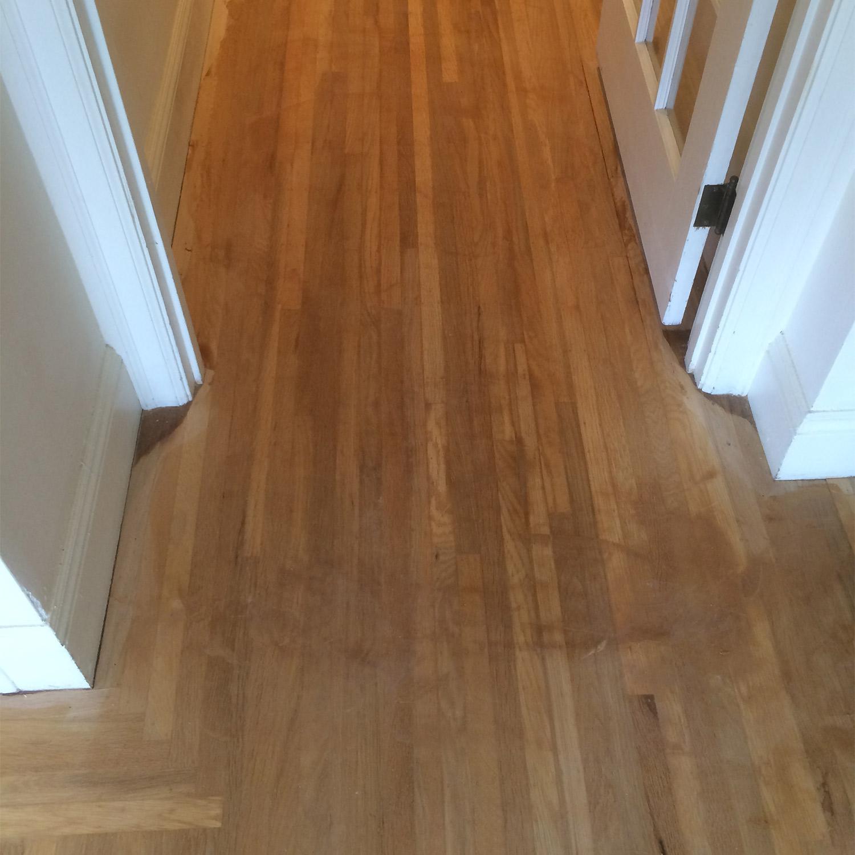 Refinish - Avi's Hardwood Floors, Inc